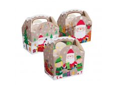 Mini Lunchbox Christmas Elfen